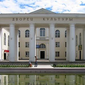 Дворцы и дома культуры Красной Горбатки