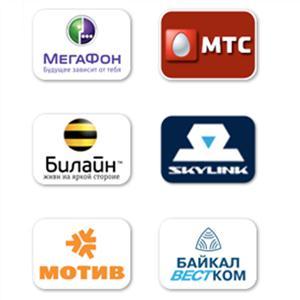 Операторы сотовой связи Красной Горбатки