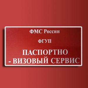 Паспортно-визовые службы Красной Горбатки