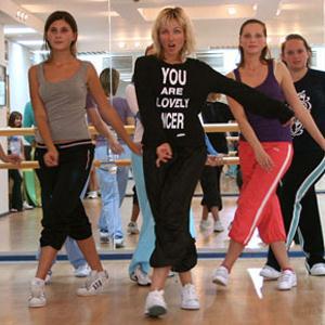 Школы танцев Красной Горбатки